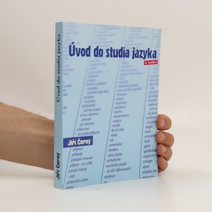 náhled knihy - Úvod do studia jazyka