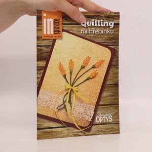 náhled knihy - Quilling na hřebínku