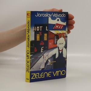náhled knihy - Zelené víno