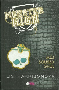 náhled knihy - Monster High. Můj soused Ghúl