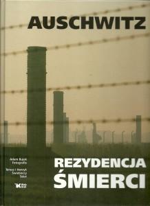 náhled knihy - Auschwitz. Rezydencja śmierci