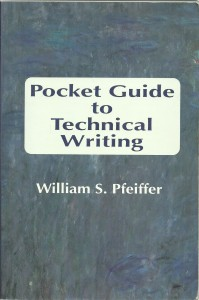 náhled knihy - Pocket Guide to Technical Writing