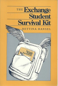 náhled knihy - The Exchange Student Survival Kit