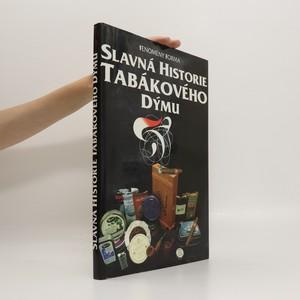 náhled knihy - Slavná historie tabákového dýmu