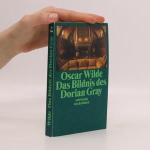 náhled knihy - Das Bildnis des Dorian Gray