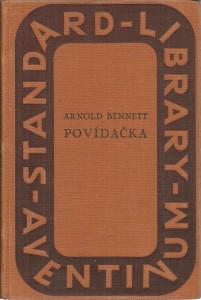 náhled knihy - Povídačka