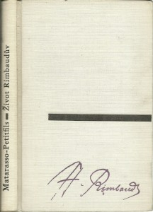 náhled knihy - Život Rimbaudům