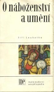 náhled knihy - O náboženství a umění