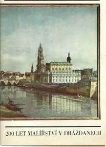 náhled knihy - 200 let malířství v Drážďanech