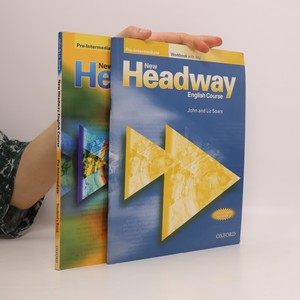náhled knihy - New Headway English Course. Pre-Intermediate. (Student's Book. Workbook with key)