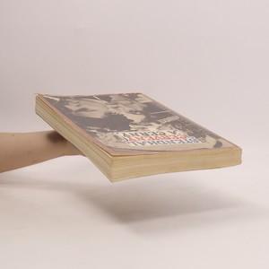 antikvární kniha Červený a černý, 1978