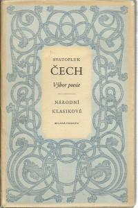 náhled knihy - Svatopluk Čech. Výbor z poesie