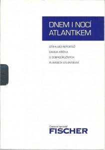 náhled knihy - Dnem i nocí Atlantikem + CD