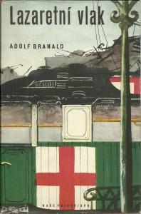 náhled knihy - Lazaretní vlak