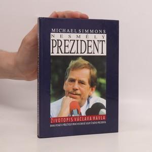 náhled knihy - Nesmělý prezident