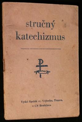 náhled knihy - Stručný katechismus