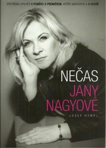 náhled knihy - Nečas Jany Nagyové. Otevřená zpověď o poměru s premiérem, aféře Nagygate a o vazbě