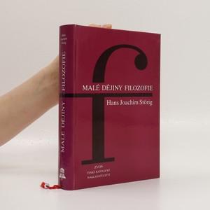 náhled knihy - Malé dějiny filozofie