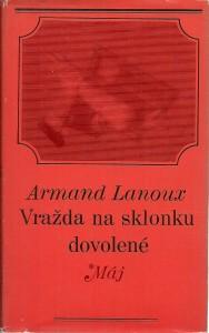 náhled knihy - Vražda na sklonku odpoledne