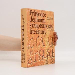 náhled knihy - Průvodce dějinami staroindické literatury
