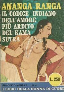 náhled knihy - Il codice indiano dell'amore piú ardito del kama sutra
