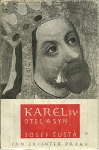náhled knihy - Karel IV. Otec a syn