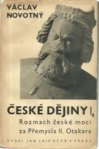 náhled knihy - Rozmach české moci za Přemysla II. Otakara