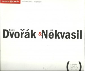 náhled knihy - Daniel Dvořák a Jiří Nekvasil (A jejich divadlo)