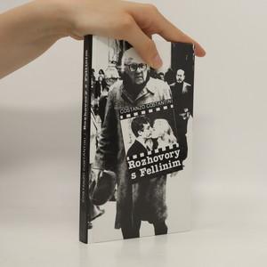 náhled knihy - Rozhovory s Fellinim