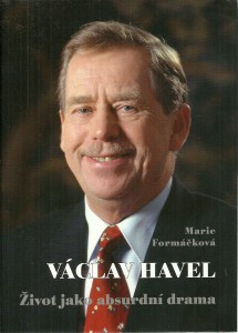 náhled knihy - Václav Havel. Život jako absurdní drama