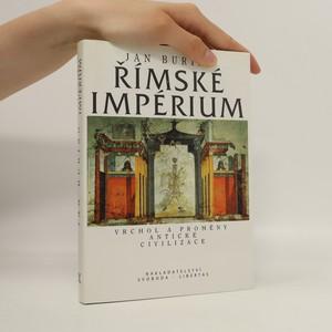 náhled knihy - Římské impérium : vrchol a proměny antické civilizace