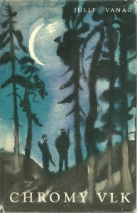 náhled knihy - Chromý vlk