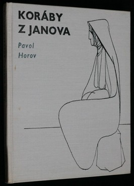 náhled knihy - Koráby z Janova