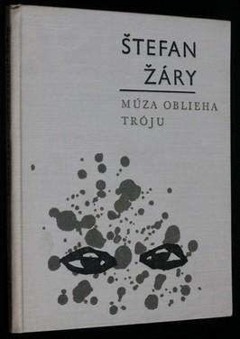 náhled knihy - Múza oblieha Tróju : Verše