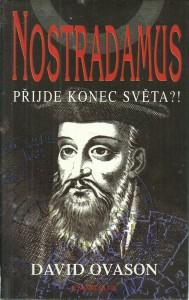 náhled knihy - Nostradamus. Přijde konec světa?