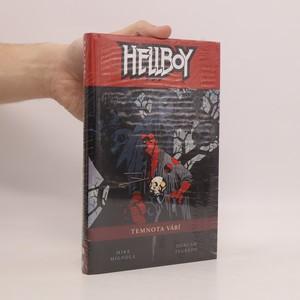 náhled knihy - Hellboy: Temnota vábí