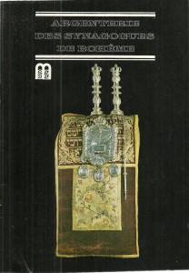 náhled knihy - Argenterie des Synagogues de Boheme. Guide