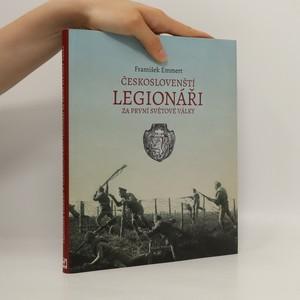 náhled knihy - Českoslovenští legionáři za první světové války
