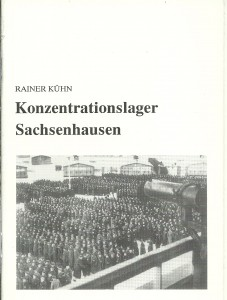 náhled knihy - Konzentrationslager Sachsenhausen