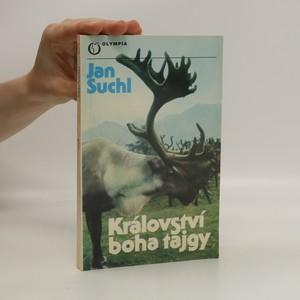 náhled knihy - Království boha tajgy