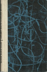 náhled knihy - Zápisky Malta Lauridse Brigga