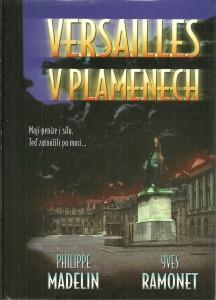 náhled knihy - Versailles v plamenech