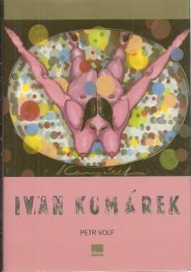 náhled knihy - Ivan Komárek. Obrazy z let 1986 - 2003
