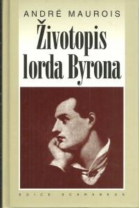 náhled knihy - Životopis lorda Byrona