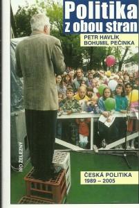 Politika z obou stran. Česká politika 1989 - 2005