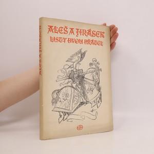 náhled knihy - Listy dvou přátel