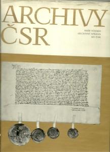 Archivy ČSR