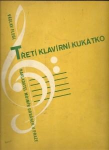 náhled knihy - Třetí klavírní kukátko