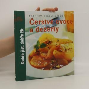 náhled knihy - Čerstvé ovoce a dezerty