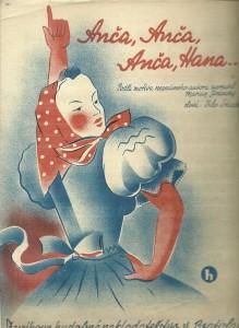 náhled knihy - Anča, Anča, Anča, Hana..